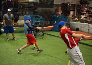 camps pour association de baseball